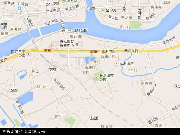 广东东莞石龙镇地图-东莞石龙镇怎么样/东莞车站地图图片