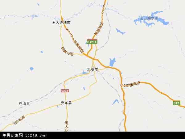 所辖地区:铁西北岗北安管理局局直和平铁南兆麟庆华城郊乡二井镇石泉