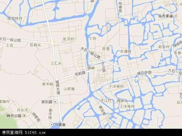 最新横峰地图,2016横峰地图高清版