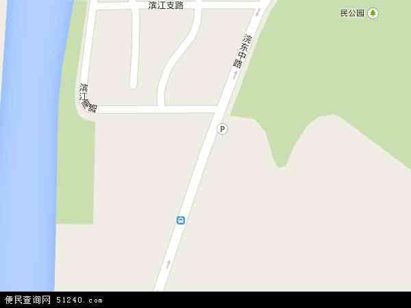中国浙江省绍兴市诸暨市浣东地图(卫星地图)