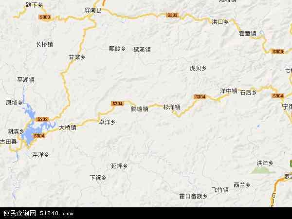 古田县大甲镇_大甲镇地图 - 大甲镇卫星地图 - 大甲镇高清航拍地图
