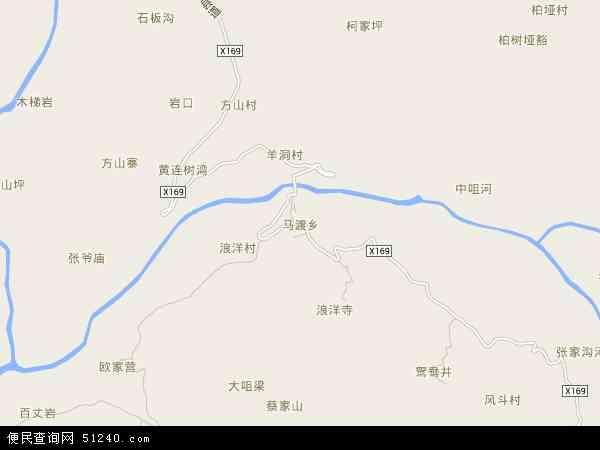 中国 四川省 达州市 宣汉县 马渡乡  马渡乡卫星地图 本站收录有:2017