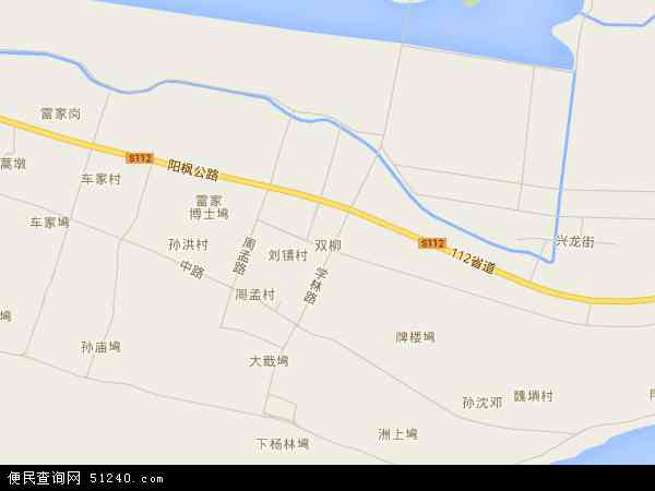 双柳地图 - 双柳电子地图 - 双柳高清地图 - 2018年双柳地图图片