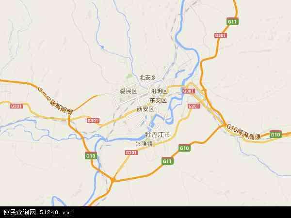 西安区地图 - 西安区电子地图 - 西安区高清地图 - 2016年西安区地图