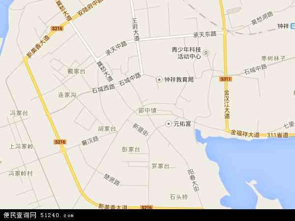 荆门市三维地图_郢中地图 - 郢中卫星地图 - 郢中高清航拍地图