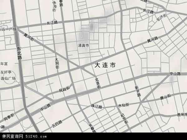北京地形图 - 北京地形图高清版 - 2016年北京地形图