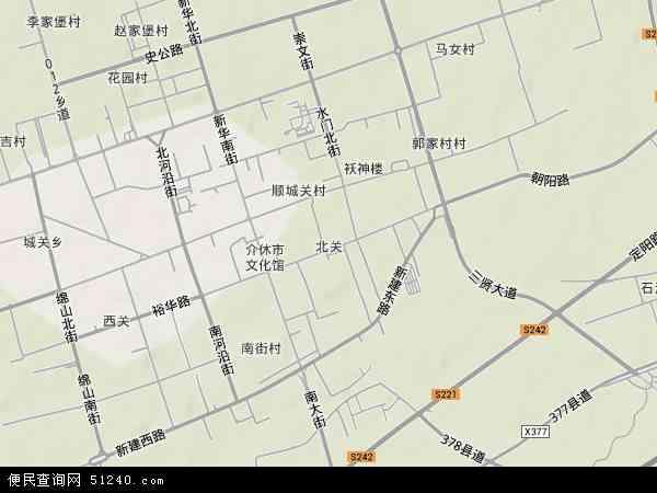 2020年晋中城区规划图