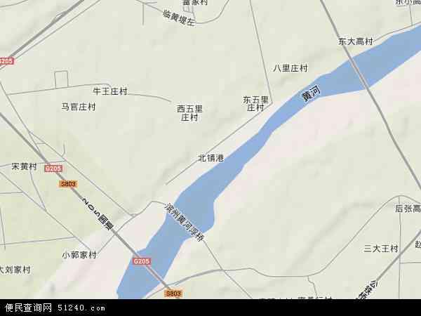 北镇地形图 - 北镇地形图高清版 - 2016年北镇地形图