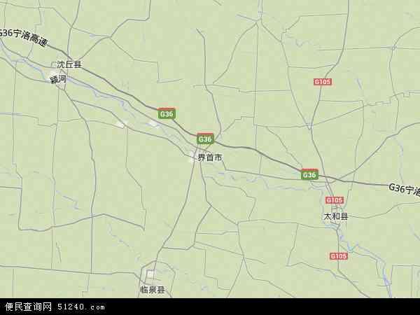 山东巨野陶庙地图