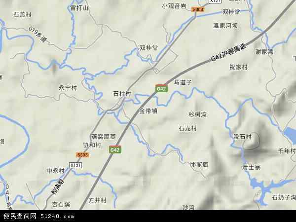 中国 重庆市 > 县 >  梁平县 金带镇  本站收录有:2016金带镇卫星地图