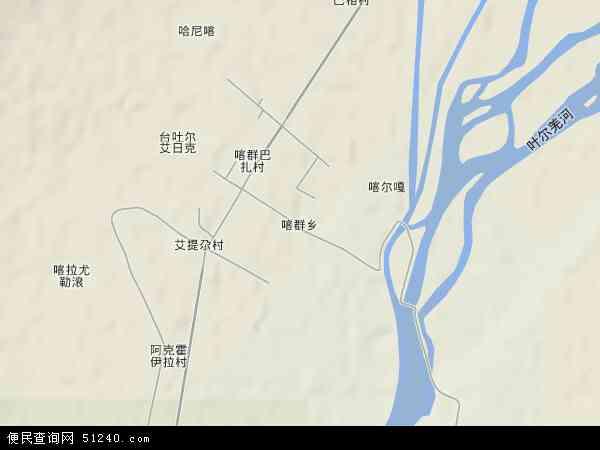 中国 新疆维吾尔自治区 喀什地区 莎车县 喀群乡  本站收录有:2018喀图片