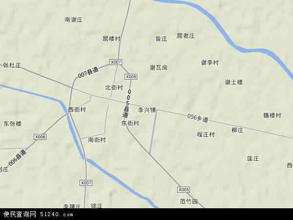 中国 安徽省 阜阳市 太和县 李兴镇  本站收录有:2018李兴镇卫星地图