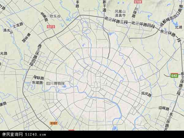 成都市电子地图_成都市电子地图-成都市最新电子地图