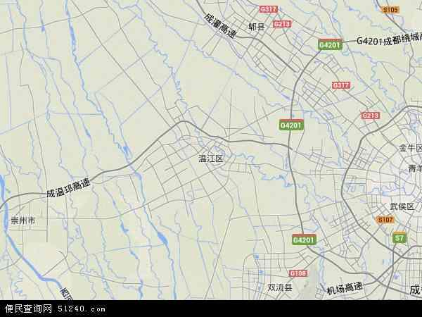 成都市 温江区图片