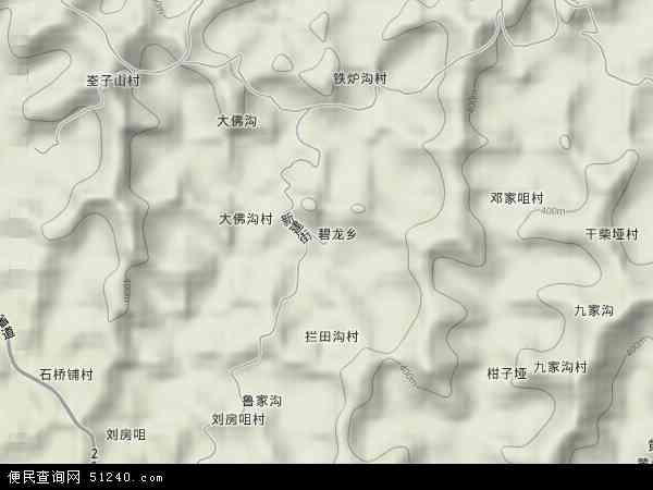 中国 四川省 南充市 南部县 碧龙乡  本站收录有:2018碧龙乡卫星地图
