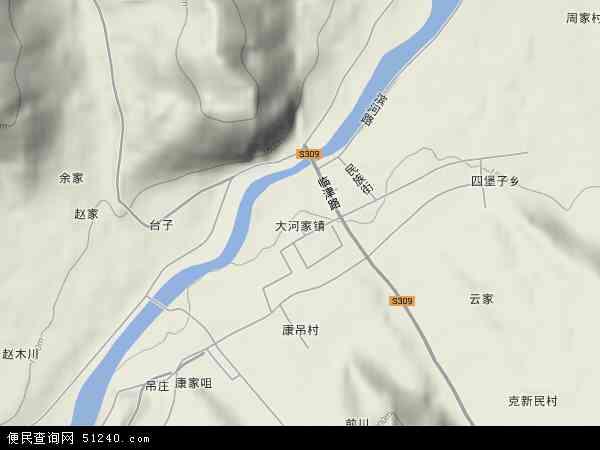 东乡区规划图
