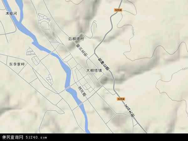 陕西省榆林市神木县大柳塔镇有申通快递吗 图片合集