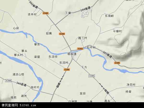 中國 廣東省 韶關市 始興縣 頓崗鎮  本站收錄有:2019頓崗鎮衛星地圖圖片