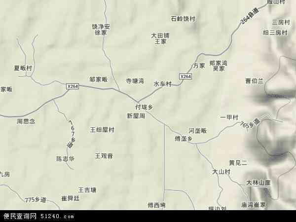 江西省 九江市 湖口县 付垅乡  本站收录有:2017付垅乡卫星地图高清版