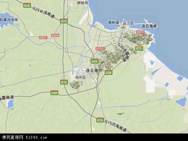 划:辖东海,赣榆,灌云