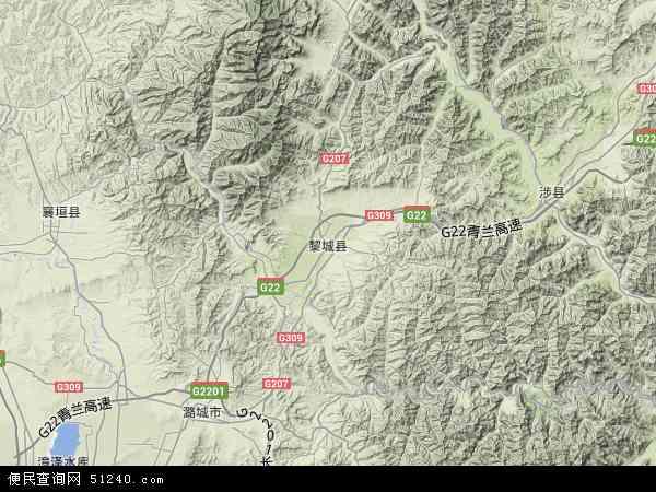 山西卫星地图 高清2012 图片合集
