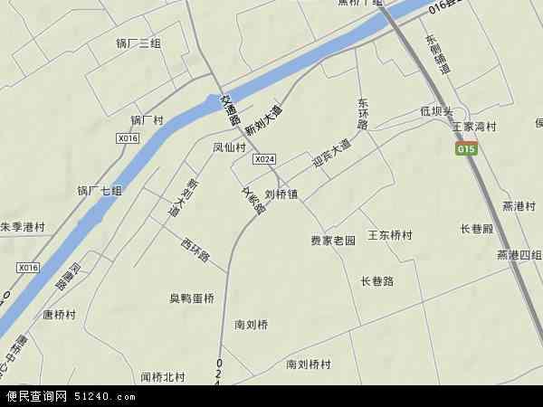 南通市刘桥镇是哪个县