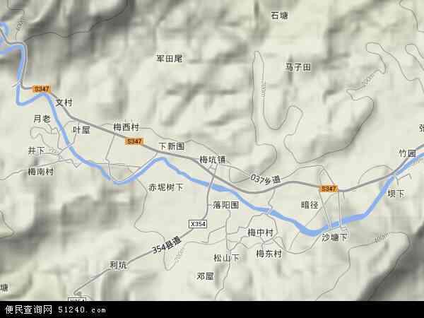 中國 廣東省 韶關市 新豐縣 梅坑鎮  本站收錄有:2019梅坑鎮衛星地圖圖片