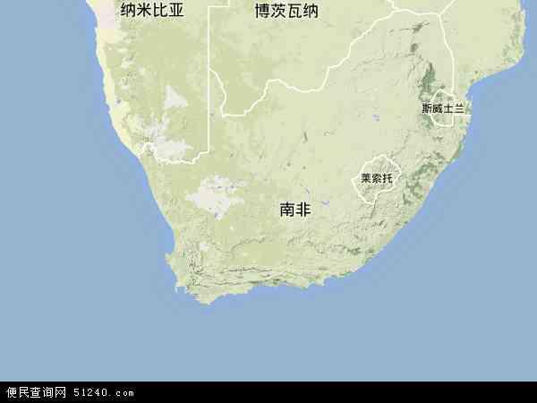 韦茨肖克高清卫星航拍地图