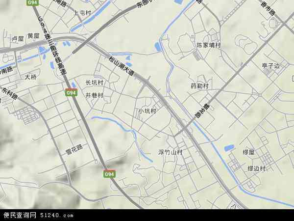 中国 广东省 东莞市 寮步镇 小坑村  本站收录有:2017小坑村卫星地图