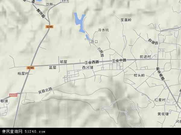 成都西河鎮衛星村坐地鐵2號線哪里下圖片