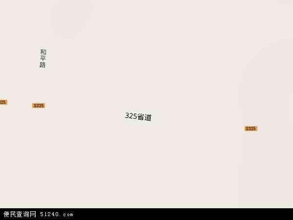 中国山东省潍坊市昌乐县营丘镇地图(卫星地图)