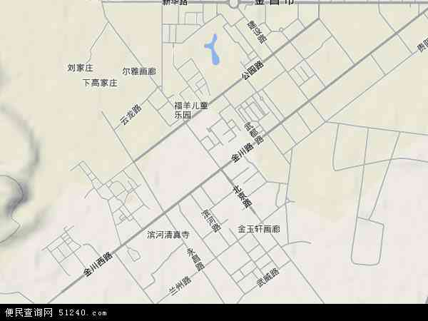 甘肃省金川区城市人口_人口普查
