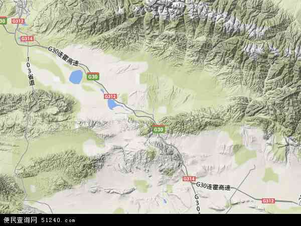 乌鲁木齐市达坂城区黑沟河小流域治理工程设计洪水计算图片