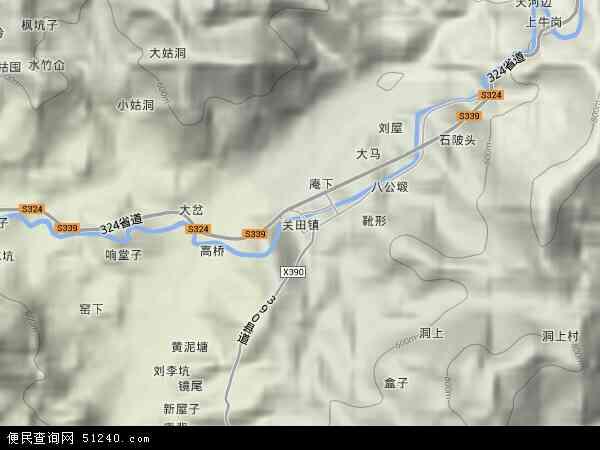 镇地图 关田镇卫星地图 关田镇高清航拍地图 关田镇高清卫星地图 关图片