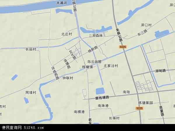 上海市最新卫星地图高清全图_上海市地图