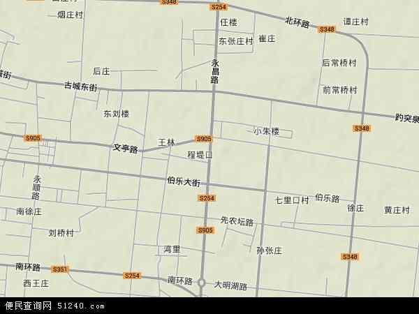 成武新城区规划图2019