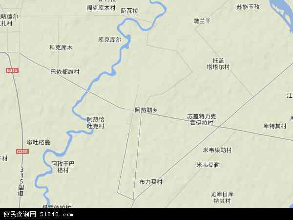 喀什地区 莎车县 阿热勒乡  本站收录有:2016阿热勒乡卫星地图高清版图片