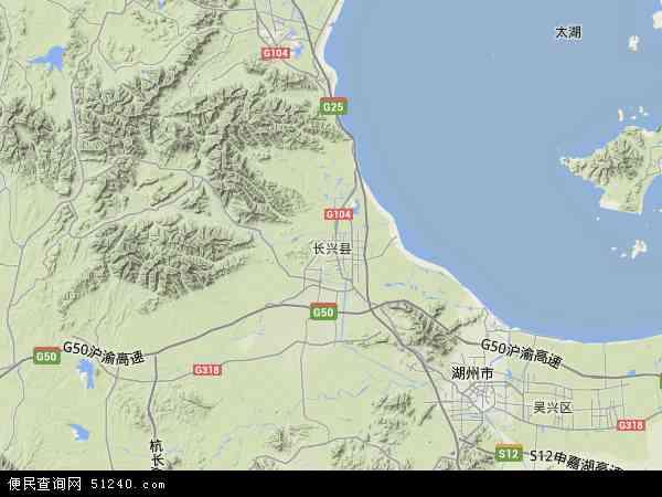 湖州长兴县小浦镇_长兴县地图 - 长兴县卫星地图 - 长兴县高清航拍地图