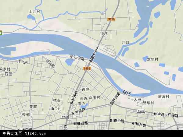 广东省 东莞市 石碣镇 黄泗围村  本站收录有:2017黄泗围村卫星地图