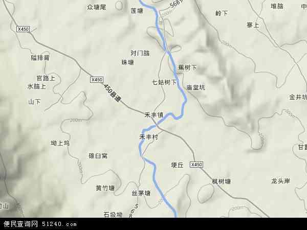 镇地图 禾丰镇卫星地图 禾丰镇高清航拍地图 禾丰镇高清卫星地图 禾图片
