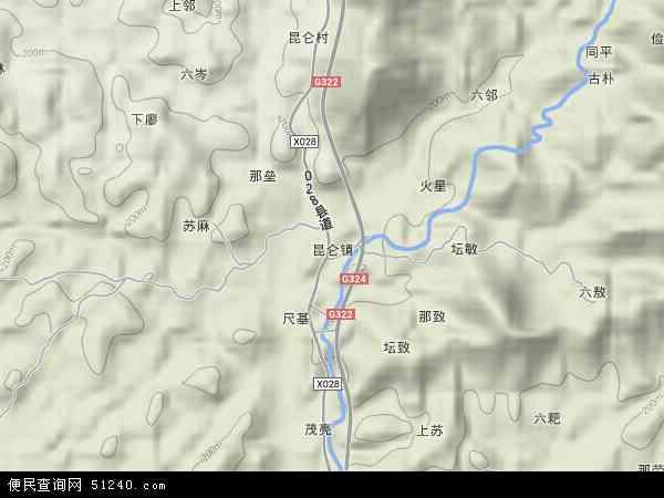 南宁市 兴宁区 昆仑镇  本站收录有:2017昆仑镇卫星地图高清版,昆仑镇
