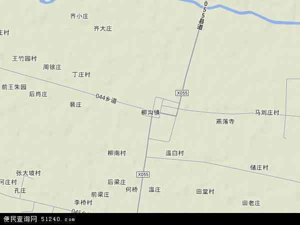 中国 安徽省 阜阳市 阜南县 柳沟镇  本站收录有:2019柳沟镇卫星地图