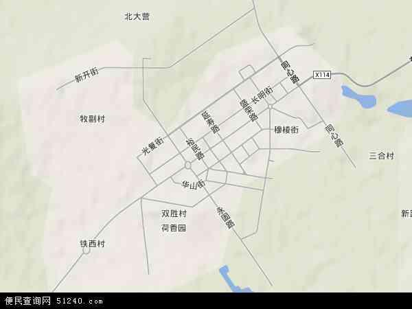 密山镇地图 密山镇卫星地图 密山镇高清航拍地图 密山镇高清卫星地图
