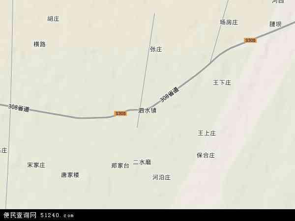 泗水镇地图 泗水镇卫星地图 泗水镇高清航拍地图 泗水镇高清卫星地图