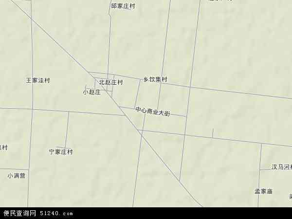 中国山东省泰安市宁阳县乡饮乡地