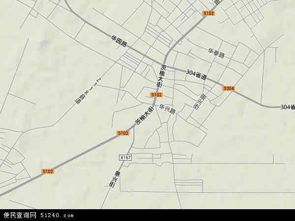 中国辽宁省沈阳市辽中县茨榆坨镇地图(卫星地图)