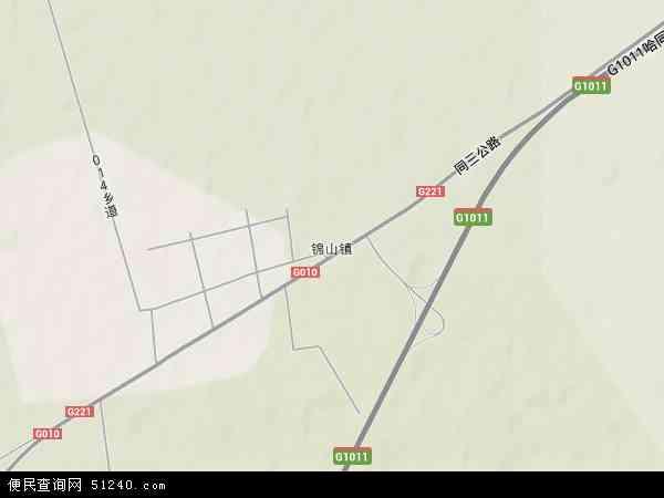 佳木斯富锦市卫星地图 图片合集