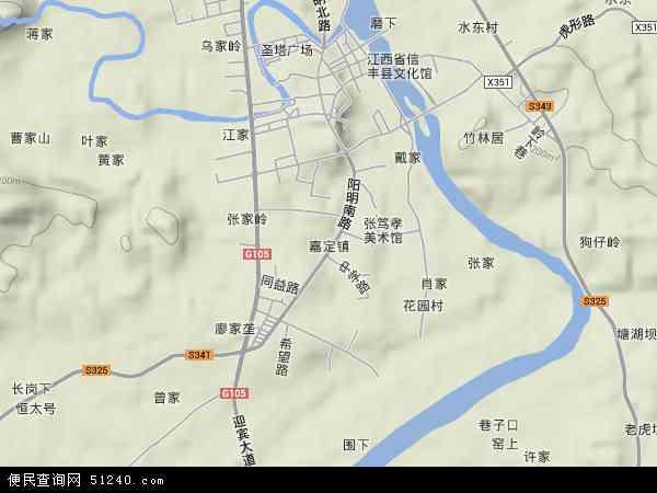 镇地图 嘉定镇卫星地图 嘉定镇高清航拍地图 嘉定镇高清卫星地图 嘉图片