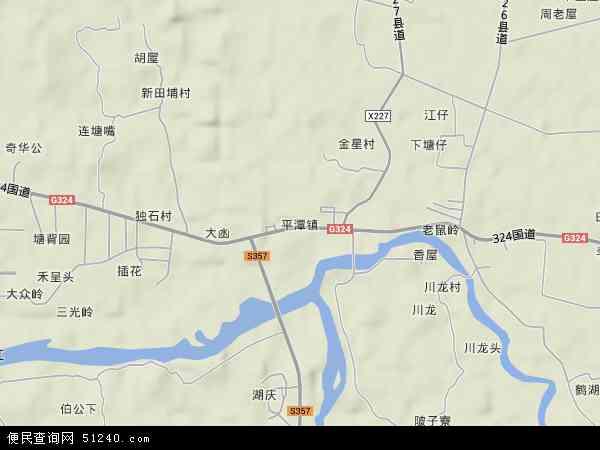 惠州市惠阳区平潭镇地图 图片合集