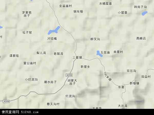 中国 四川省 资阳市 简阳市 三星镇  本站收录有:2016三星镇卫星地图